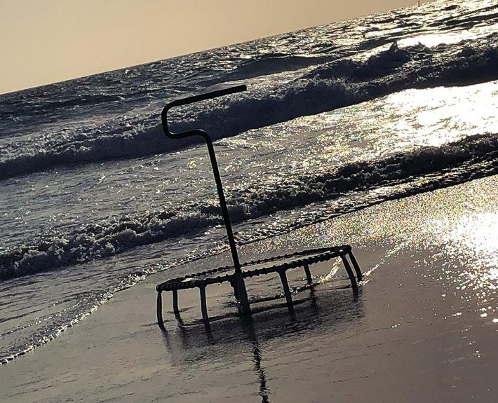trampoline-in-sea
